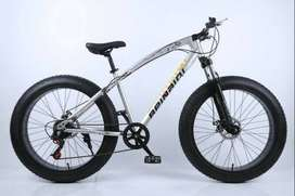 Beinaiqi Fat Tyre Cycle