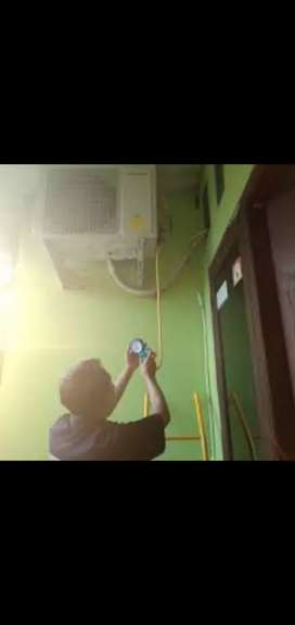 Garnsi Service AC Netes Servis Mesin Cuci Kulkas Freezer Jakarta