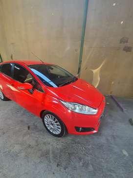 Km 64rb Ford Fiesta S 2014