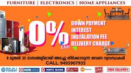 Furniture & Electronics at 0% EMI in PAROTTUKONAM with Free Delivery