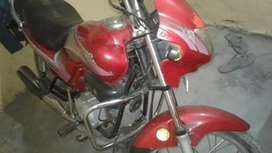 Hero honda Bike in good condition and start in only 1 kick