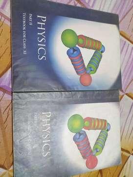 Class 11 Physics ncert part 1 & 2