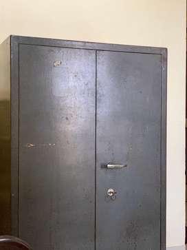 Steel Cupboard of height 4.35Ft