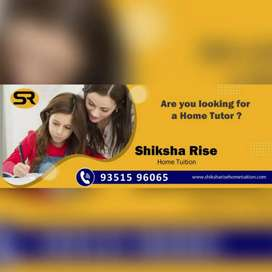 Need a home tutor in Chandigarh. Interested candidates can apply soon.
