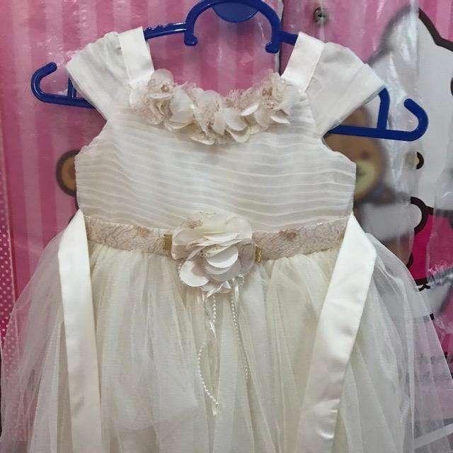Baju gaun pesta anak donita 2 0