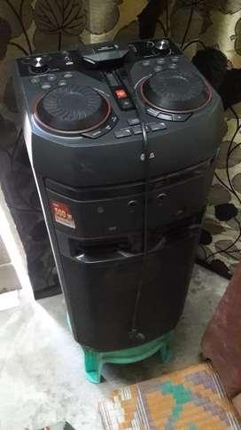 LG OK 55 Hi-Fi Sound System