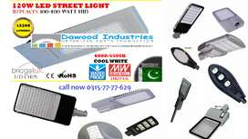Street LED Light 120 watt Pilliph with Warranty available in good Pric