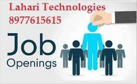 Data entry jobs in Lahari Technologies