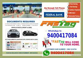 FasTag For All Vehicles