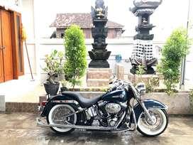 Harley davidson Softail Carbulator Simpanan Rare