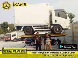 Hidrolik Cuci mobil ikame Termurah Di Indonesia