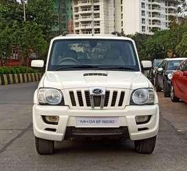 Mahindra Scorpio 2009-2014 VLX 2WD AT BSIV, 2010, Diesel