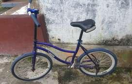 Sepeda fixie ukuran 20 modif