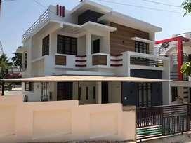 New house for sale in Kazhakoottam Pullanivila