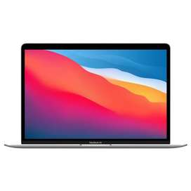 Apple MacBook Air 13 inci, M1 2020, 8GB RAM, 256GB SSD - Silver New