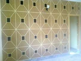 Home Designing and polish Texture &Wallpapers good work