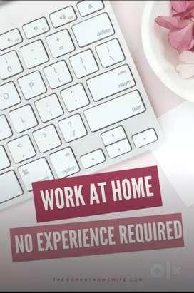 Work online and earn handsome money.