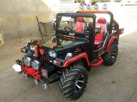 modify willy jeep in new design