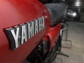 RX135 Yamaha 1998