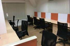 full furnished commercial space