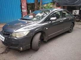 Honda Civic 2006 model for105000(post pad k call msg Karin,thanku)