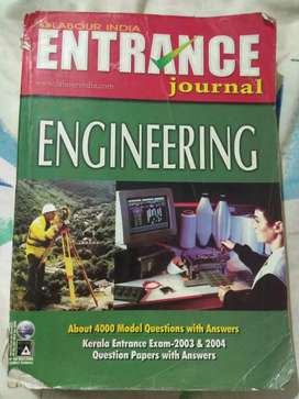 Engineering entrance journal