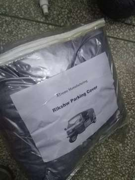 Cover for 200Cc Rickshaw