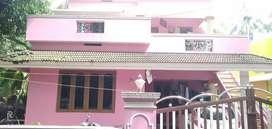 PURANATTUKARA, Thrissur, 7 cent, 1830 sqft, 4 BHK, 72 Lakh Negotiable