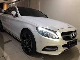 Mercedes C200 AVG CBU Low KM