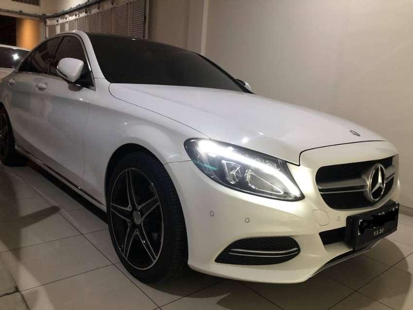 Mercedes C200 AVG CBU Low KM 0