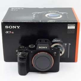 Sony a7R ii mark ii