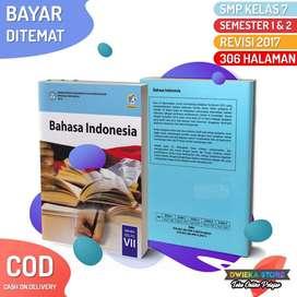 COD | Buku Siswa Bahasa Indonesia SMP Kelas 7 K13 Edisi Rev 2017