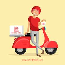 delivery job/salary 25000/INDRA NAGAR