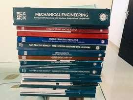 Gate mechanical books...ace and gate academy books