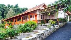 Villa Bandung Ciwidey - Villa Saung Kebon