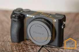 Sony a6500 Sc2xxx kamera mirrorless (bukan a6300) Fullset    a 6500