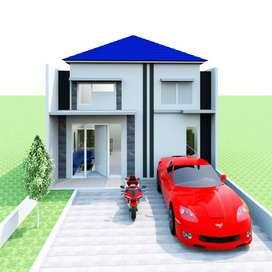 Rumah Sukodono Murah Dekat Rencana Exit Tol, Lippo Mall dan Pasar