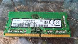 Memory / Soddim Ram 8Gb DDR4 Laptop