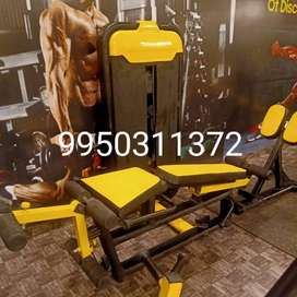 Gym Equipment Approx- 3to15 Lakhs - )new full gym setup We provide