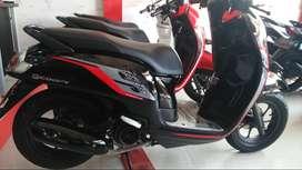 Scoopy all 108 hitam (L) Honda 2019