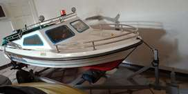 Speedboat Fiberglass
