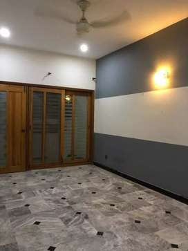 Portion for rent in gizri