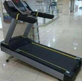 new treadmill elektrik  komersial 1 fungsi SHQ 100ac