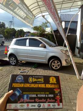 Nyaman Bertahun2 Bila Mobil Pakai Stabilizer Aktif BALANCE Damper