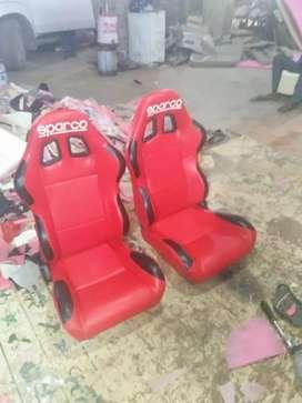 spprts seats for gypsy/thar etc..