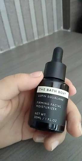 The bath box lupin squalane