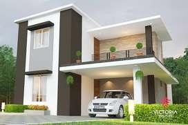 23+ Major Banks Approval- 3BHK Premium Villas for Sale