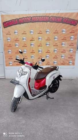 Scoopy Stylish Step Tahun 2019 (Raharja Motor Mataram)