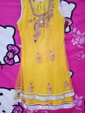Baju india anak tangung