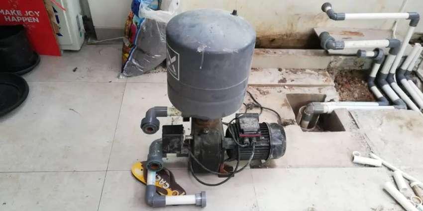 Jasa bor sumur jet pump dan service pompa air 0